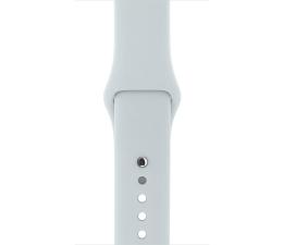 Apple Pasek Sportowy 38mm Mist Blue/Gołębi S/M M/L (MPUG2ZM/A)