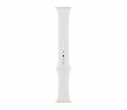 Apple Pasek sportowy biały do koperty 44 mm (MTPK2ZM/A)