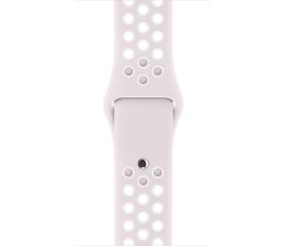 Apple Pasek Sportowy Nike 38mm Light Violet/White (MQ2M2ZM/A)