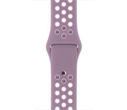 Apple Pasek Sportowy Nike 38mm Violet Dust/Plum Fog (MQ2L2ZM/A)