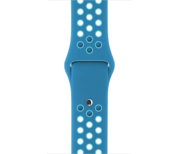 Apple Pasek Sportowy Nike 42mm Blue Orbit/Gamma Blue (MQ2W2ZM/A)