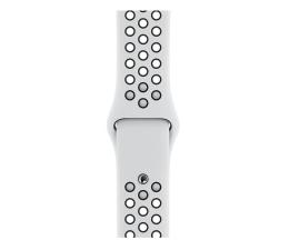 Apple Pasek sportowy Nike biało czarny 40 mm (MX8D2ZM/A)