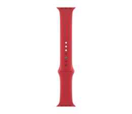 Apple Pasek sportowy RED do koperty 44 mm  (MU9N2ZM/A)