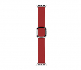 Apple Pasek z klamrą nowoczesną RED do koperty 40 mm S (MTQT2ZM/A)