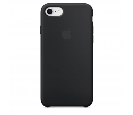 Apple Silicone Case do iPhone 7/8 Black (MQGK2ZM/A)