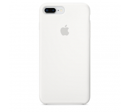 Apple Silicone Case do iPhone 7/8 Plus White (MQGX2ZM/A)