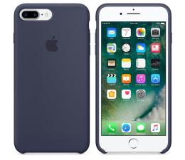 Apple Silicone Case iPhone 7 Plus/8 Plus Midnight Blue (MMQU2ZM/A)