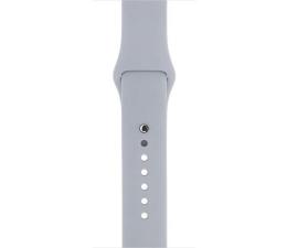 Apple Silikonowy do Apple Watch 42 mm mglisty (MLJU2ZM/A)