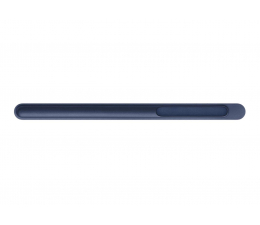 Apple Skórzane Etui Pencil Case Midnight Blue (MQ0W2ZM/A)
