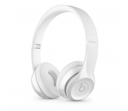 Apple Solo3 Wireless On-Ear błyszczące białe  (MNEP2EE/A)