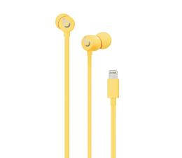 Apple urBeats3 Lightning żółte (MUHU2EE/A)
