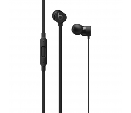 Apple urBeats3 ze złaczem jack 3.5mm czarne (MQFU2EE/A)