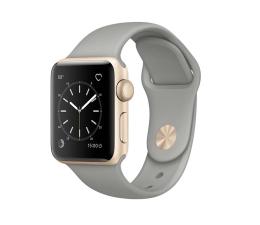 Apple Watch 2 38/Gold Aluminium/Concrete Sport Band (MNP22MP/A)