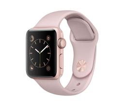 Apple Watch 2 38Rose Gold Aluminium/Pink Sand Sport Band (MNNY2MP/A)