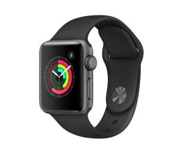 Apple Watch 2 38/Space Grey Aluminium/Black Sport Band (MP0D2MP/A)