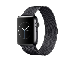Apple Watch 2 42/Space Black Stainless Steel/Space Black (MNQ12MP/A)
