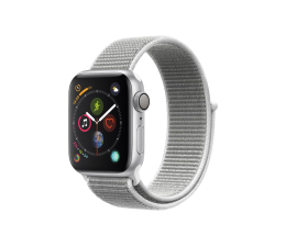 Apple Watch 4 40/Silver Aluminium/Seashell GPS  (MU652WB/A)