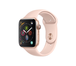 Apple Watch 4 44/Gold Aluminium/Pink Sport GPS  (MU6F2WB/A)