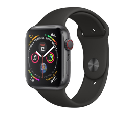 Apple Watch 4 44/Space Gray Aluminium/Black Sport LTE (MTVU2WB/A)