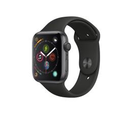 Apple Watch 4 44/Space Gray/Black Sport GPS  (MU6D2WB/A)