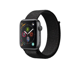 Apple Watch 4 44/SpaceGray Aluminium/Black Sport Lo GPS (MU6E2WB/A)
