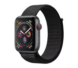 Apple Watch 4 44/SpaceGray Aluminium/BlackSport Loop LTE (MTVV2WB/A)