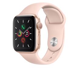 Apple Watch 5 40/Gold Aluminium/Pink Sport GPS (MWV72WB/A)