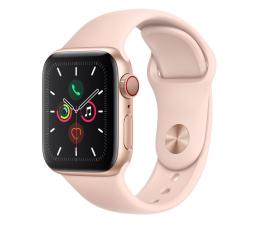 Apple Watch 5 40/Gold Aluminium/Pink Sport LTE (MWX22WB/A)