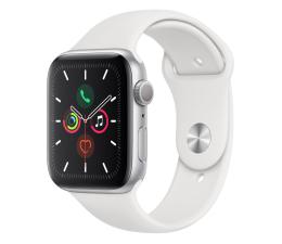 Apple Watch 5 44/Silver Aluminium/White Sport GPS (MWVD2WB/A)
