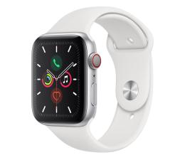 Apple Watch 5 44/Silver Aluminium/White Sport LTE (MWWC2WB/A)