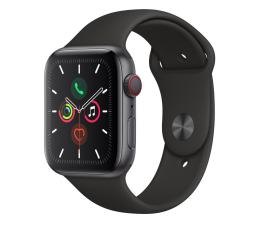 Apple Watch 5 44/Space Gray Aluminium/Black Sport LTE (MWWE2WB/A)