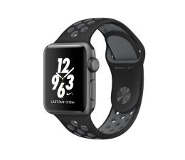 Apple Watch Nike+ 38 SpaceGray/Aluminium/Black Sport (MQ162MP/A)