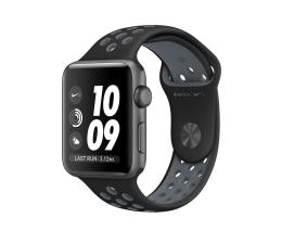 Apple Watch Nike+ 42 SpaceGray/Aluminium/Black Sport (MQ182MP/A)