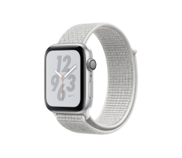 Apple Watch Nike+ 44/Silver Aluminium/White GPS  (MU7H2WB/A)