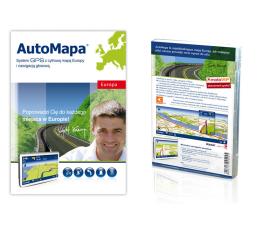 Aqurat AutoMapa Europa + Polska BOX