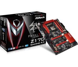 ASRock FATAL1TY Z170 GAMING K4 (Z170 2xPCI-E DDR4)