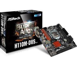 ASRock H110M-DVS R3.0 (PCI-E DDR4)