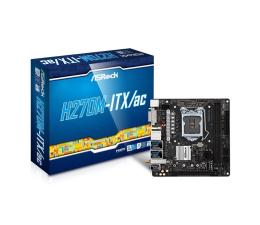 ASRock H270M-ITX/AC (PCI-E DDR4 USB3/M.2)