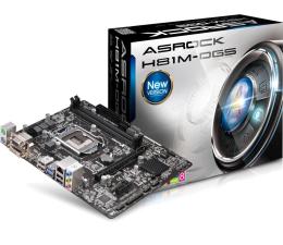 ASRock H81M-DGS R2.0 (H81 PCI-E DDR3)