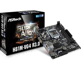 ASRock H81M-VG4 R3.0 (H81 PCI-E DDR3)