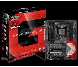 ASRock X299 PROF. GAMING I9 (4xPCI-E DDR4 USB 3.1)