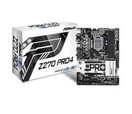ASRock Z270 PRO4 (2xPCI-E DDR4 USB3/M.2)