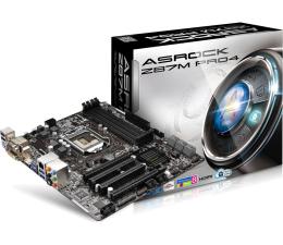 ASRock Z87M PRO 4 (Z87 2xPCI-E DDR3)