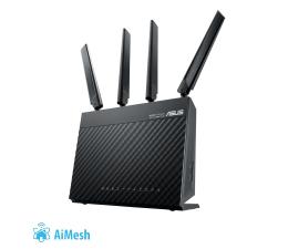 ASUS 4G-AC68U (1900Mbps a/b/g/n/ac 3G/4G (LTE) 4xLAN  (4G-AC68U DualBand AC (AiMesh))