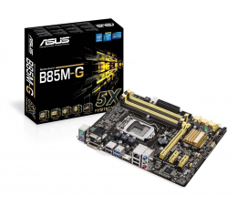 ASUS B85M-G (PCI-E DDR3)