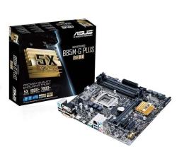 ASUS B85M-G PLUS/USB 3.1 (B85 PCI-E DDR3)