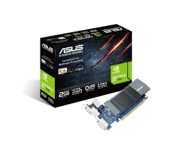 ASUS GeForce GT 710 2GB GDDR5 (GT710-SL-2GD5)