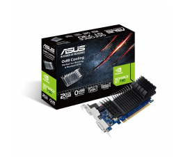 ASUS GeForce GT 730 Silent 2GB DDR5 (GT730-SL-2GD5-BRK)