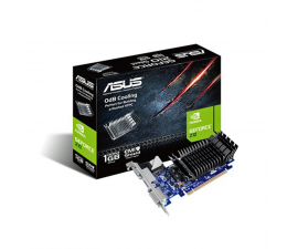 ASUS GeForce GT210 1024MB 64bit Silent Low Profile (EN210 SILENT/DI/1GD3/V2(LP))