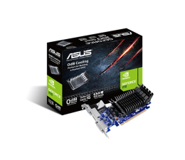 ASUS GeForce GT210 512MB 32bit Silent (210-SL-TC1GD3-L)